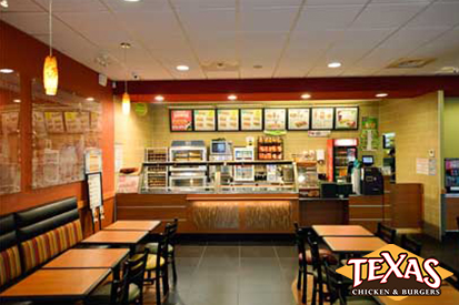 Texas Chicken & Burgers Opens First Pennsylvania Location