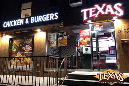 Texas Chicken & Burgers Opens New Store in Forest Hills & Kew Gardens, Queens