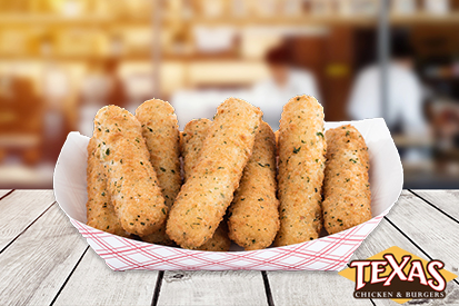 History Of Mozzarella Sticks